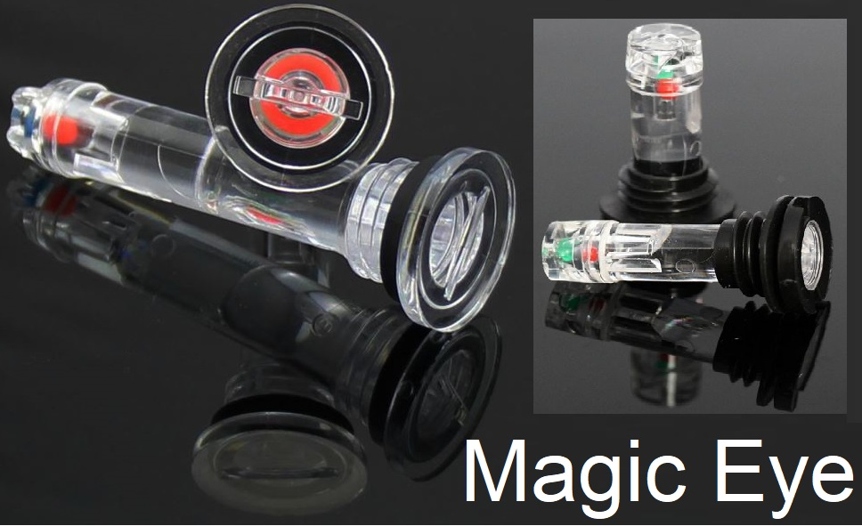 001 battery magic eye hydrometer