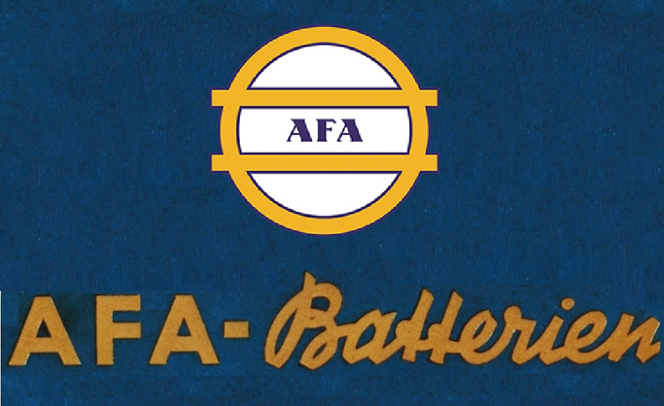 AFA batteries logo