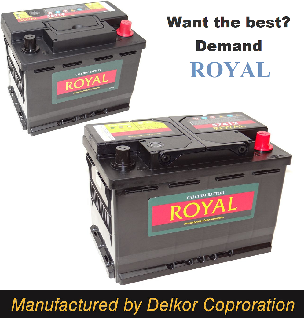 ROYAL. Want the best Demand ROYAL