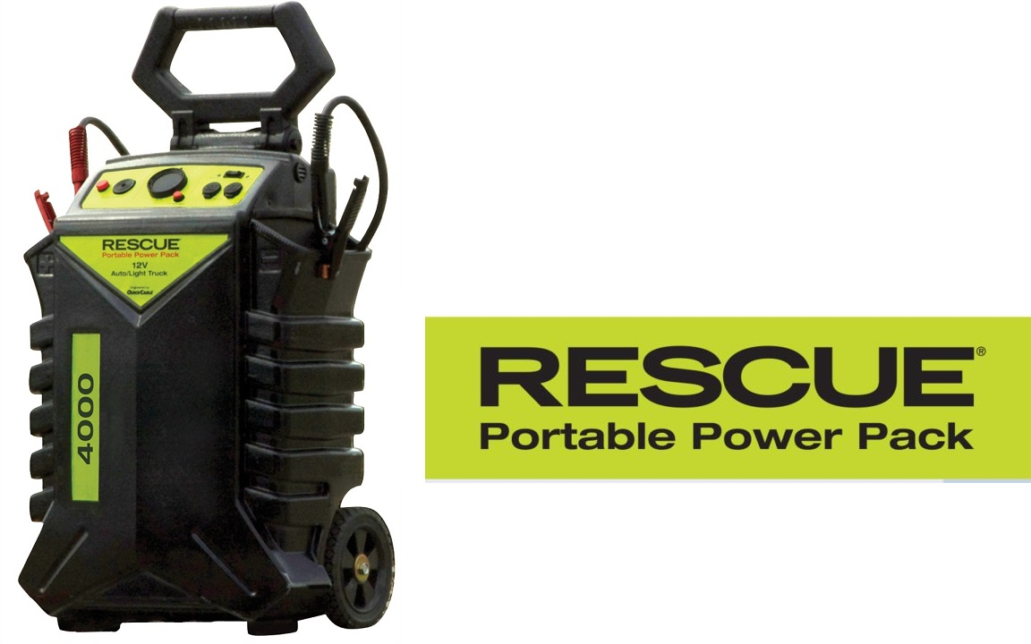 Rescue 4000 Battery Booster 001