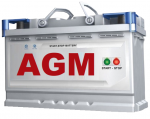 000. AGM battery
